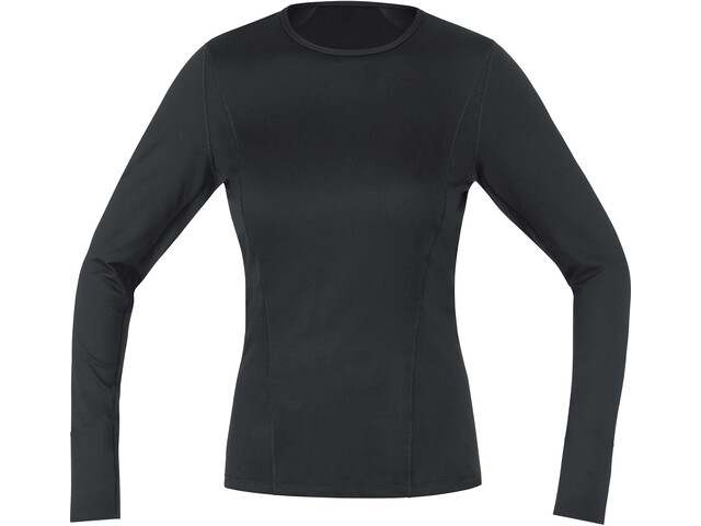 GORE WEAR Base Layer Cykelundertøj Damer sort (2019) | Undertøj og svedtøj